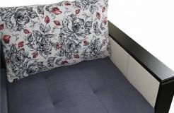 Kotna sedežna garnitura z ležiščem Leon