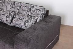 Kavč transformer z ležiščem Rodos