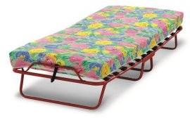 Prenosna postelja z vzmetnico ECON + PANC