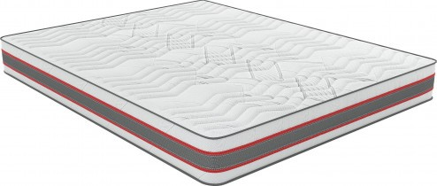 Vzmetnica 3D Extra Strong Pocket Kokos - 160x190 cm