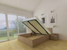 Dvižna postelja Lift