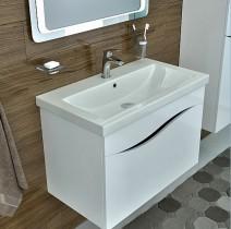 Omarica z umivalnikom Alfa - 70 cm talna
