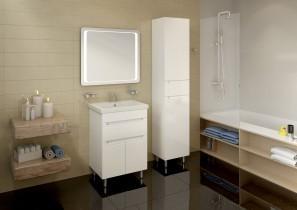 Omara za kopalnico Omega - 40 cm talna