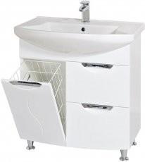 Omarica z umivalnikom Gloria - 75 cm talna