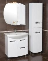Omara za kopalnico Gloria talna - brez košare 40 cm
