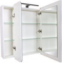 Ogledalo z omarico Roma - 70 cm