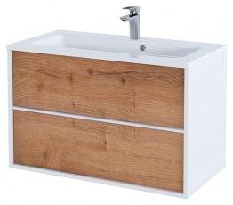 Omarica z umivalnikom Ran - 100 cm