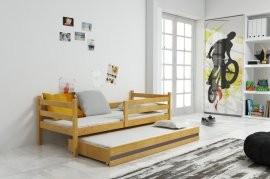 Otroška postelja Eryk - 80x190 cm z dodatnim ležiščem