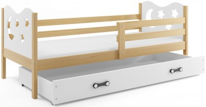 Otroška postelja Miko - 90x200 cm