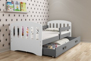 Otroška postelja Classic - 80x160 cm