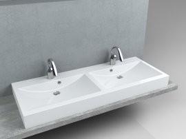 Kopalniški umivalnik 1200 dvojni