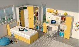 Mladinska soba Yuko - 1