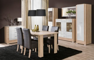 Raztegljiva miza Carmelo C11