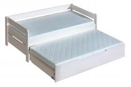 Izvlečni predal Borys B3 za posteljo Borys B1 - 90x197 cm