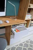 Pisalna miza Arca AR7 - bela