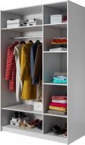 Garderobna omara Xelo 140