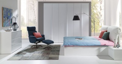 Dvižna postelja Italia 81 - 160x200 cm