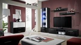 RTV regal Galino B 360 cm - LED