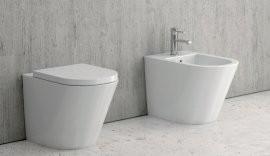 WC školjka Sorrento talna