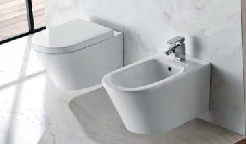 WC školjka Sorrento viseča