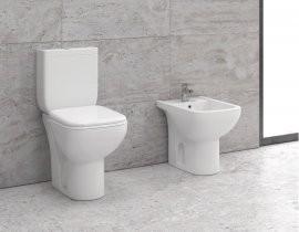 WC školjka Square monoblok