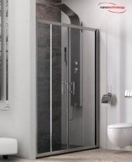 Tuš vrata Flora 600 150x190 cm