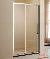 Tuš vrata Minimal 400 130x195 cm