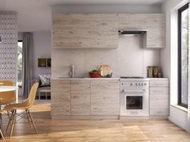 Kuhinja Luna san remo - vsi elementi