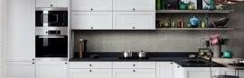 Kuhinjski sestav Asti Bianco Super Mat