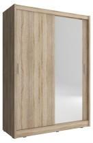 Garderobna omara z drsnimi vrati Maja 1 130