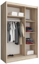 Garderobna omara z drsnimi vrati Wiki 130