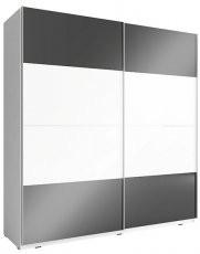 Garderobna omara z drsnimi vrati Mika Multi 150