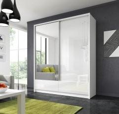 Garderobna omara z drsnimi vrati Aria I 180