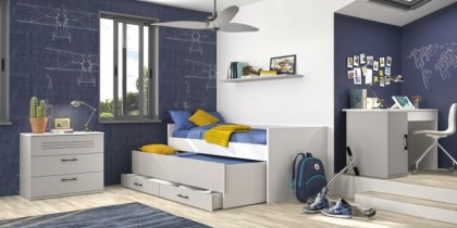 Otroška postelja Ugo 120x200 cm