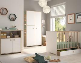 Dodatni predal za otroška posteljo Intimi 60x120 cm