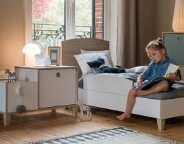 Dodatne plošče za otroško posteljo Lora 70x140 cm