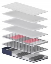 Ležišče Dormeo Air + Select - 180x200 cm
