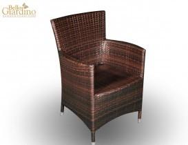 Vrtni stol - KR.001.103 - rjav