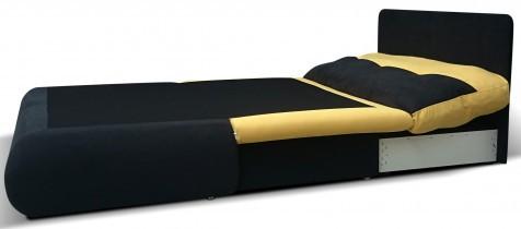 Otroški dvosed z ležiščem Timo XL