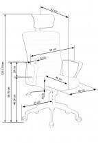 Pisarniški stol Bender