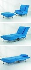 Fotelj z ležiščem Trino