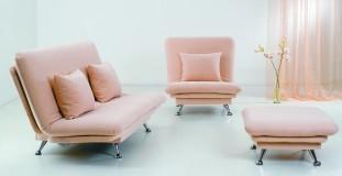 Fotelj z ležiščem Soft