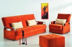 Fotelj z ležiščem Libery