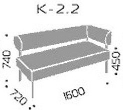 Trosed Kvadro 2.2
