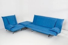 Kavč z ležiščem Trino