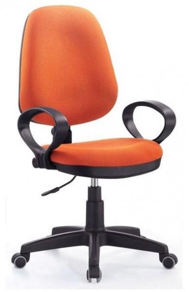 Pisarniški stol Patrik oranžen