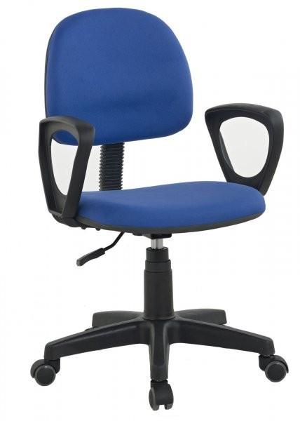 Pisarniški stol Lejla blue
