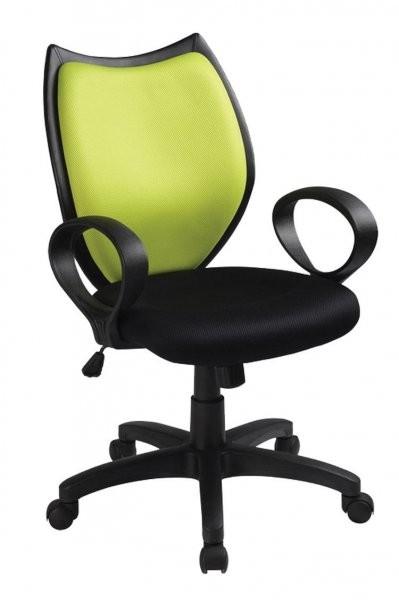 Pisarniški stol London zelen