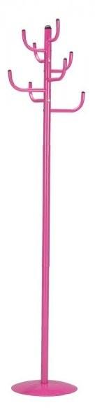 Obešalnik Colour pink/roza