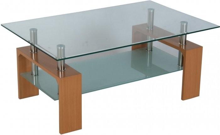 Klubska miza Intro natur (bukev)